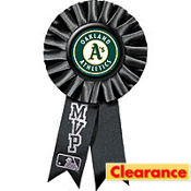 Oakland Athletics Award Ribbon