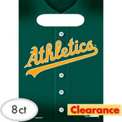 Oakland Athletics Loot Bags 8ct