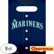 Seattle Mariners Favor Bags 8ct