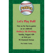 Pittsburgh Pirates Custom Invitation
