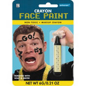 Black Face Paint Stick