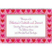 Key To Your Heart Custom Valentines Day Invitation