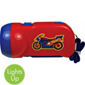 Motorcycle Flashlight