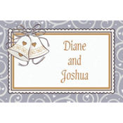Platinum Proposal Custom Thank You Note