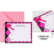 In Style Large Invitations 8ct