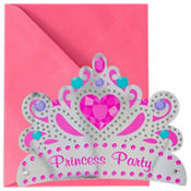 Paisley Passion Large Invitations 8ct