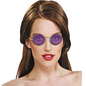 Purple Janis Sunglasses