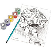 Toy Story 3 Paint By Numbers