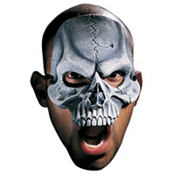 Vinyl Chinless Skull Mask