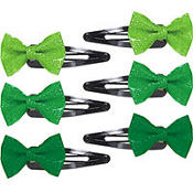 St. Patricks Barrettes 6ct