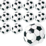 Soft Soccer Ball 24ct