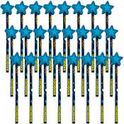 Pencil with Topper Boy 24ct