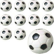 Soccer Bounce Ball 24ct