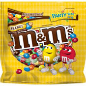 Milk Chocolate Peanut M&M's Party Bag