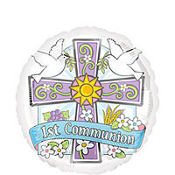 Joyous Celebration Communion Balloon 18in