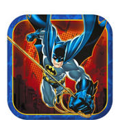 Batman Dessert Plates 8ct