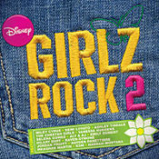 Disney Girlz Rock Volume 2 CD