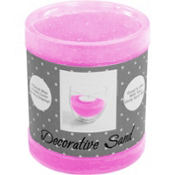 Bright Pink Wedding Sand 1lb