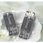Mint To Be Groom Mint Tin Wedding Favor
