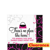 Remind Beverage Napkins 20ct