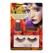 Vampiress Lips N' Lashes Kit