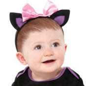 Baby Itty Bitty Kitty Headband