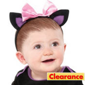 Baby Itty Bitty Kitty Headband - Cat