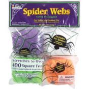 Neon Stretch Spider Web 4oz