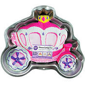 Princess Carriage Cake Pan 14in