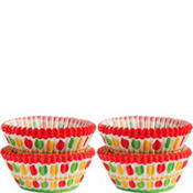 Wheels Mini Baking Cups 100ct