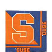 Syracuse Orange Lunch Napkins 16ct
