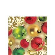 Merry Moments Beverage Napkins 16ct