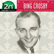 Bing Crosby Christmas Music CD