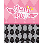 First Angel Thank You Notes 8ct