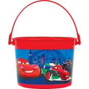 Cars 2 Favor Container 4in