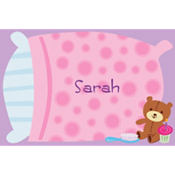 Sleepover Custom Thank You Note