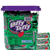 Watermelon Laffy Taffy 145ct Tub