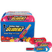 Topps Push Pop Sliderz 18ct
