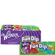 Wonka Fun Dip 36ct