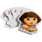Dora the Explorer Playing Cards
