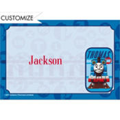 Thomas the Train Custom Thank You Note