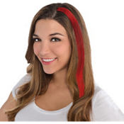 Red Hair Extensions 15in