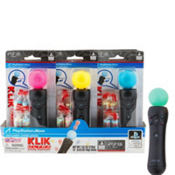 PlayStation Move Klik Candy Dispensers 12ct