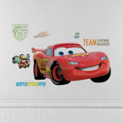 Cars 2 Wall Decals 38in