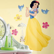 Disney Snow White Wall Decals 40in