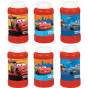 Disney Cars Bubbles 4oz 6ct