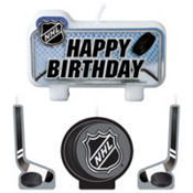 NHL Candle Set 4ct