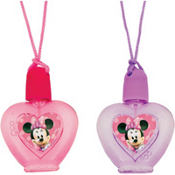 Minnie Mouse Bubble Necklaces 2ct