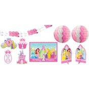 Disney Princess 1st Birthday Room Decorating Kit 10pc