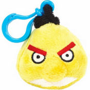 Yellow Angry Birds Backpack Clip